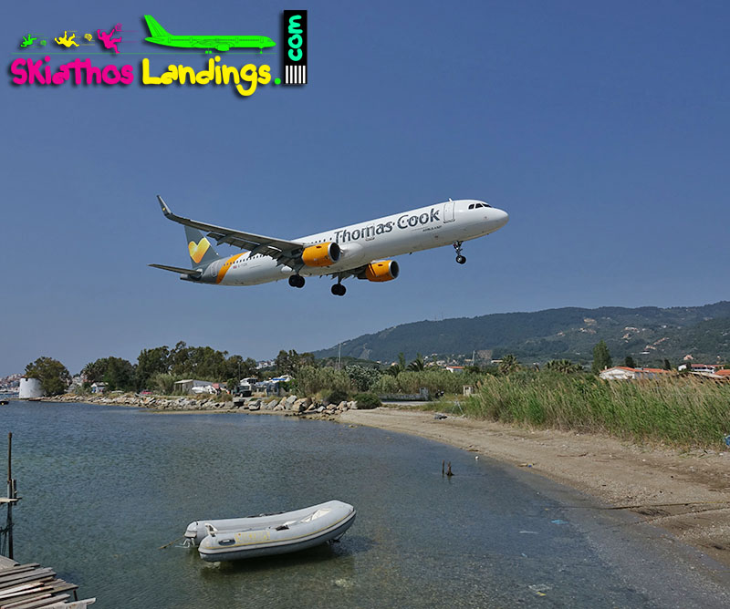 Summer season open at Skiathos Airport