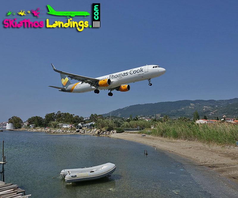 Summer season open at Skiathos Airport